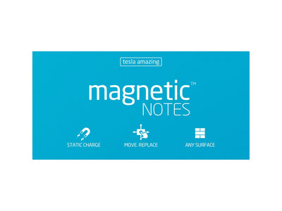 Magnetic Notes Color Clásico - L