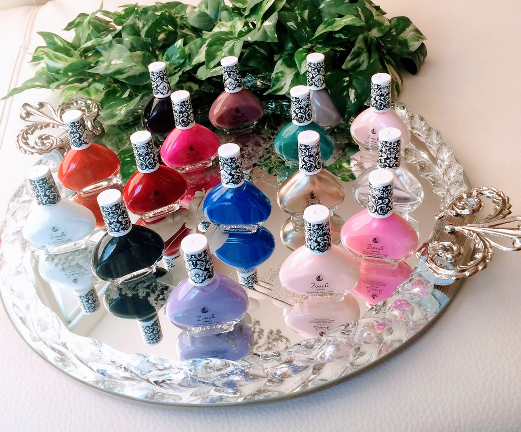 Our New Halal, Breathable and Vegan Nail Polish Collection