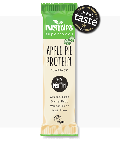 Creative Nature - Apple Pie Protein (40g) - Neolitik Iberia
