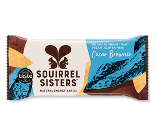 Squirrel Sisters - Cacao Brownie (2x 20g) - Neolitik Iberia