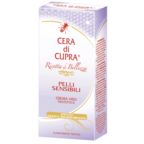 Cera di Cupra Sensitive Face Cream Beauty Bella Ciao