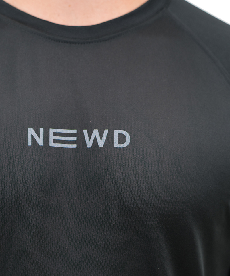 N-LA TRAINING T-SHIRT BLACK