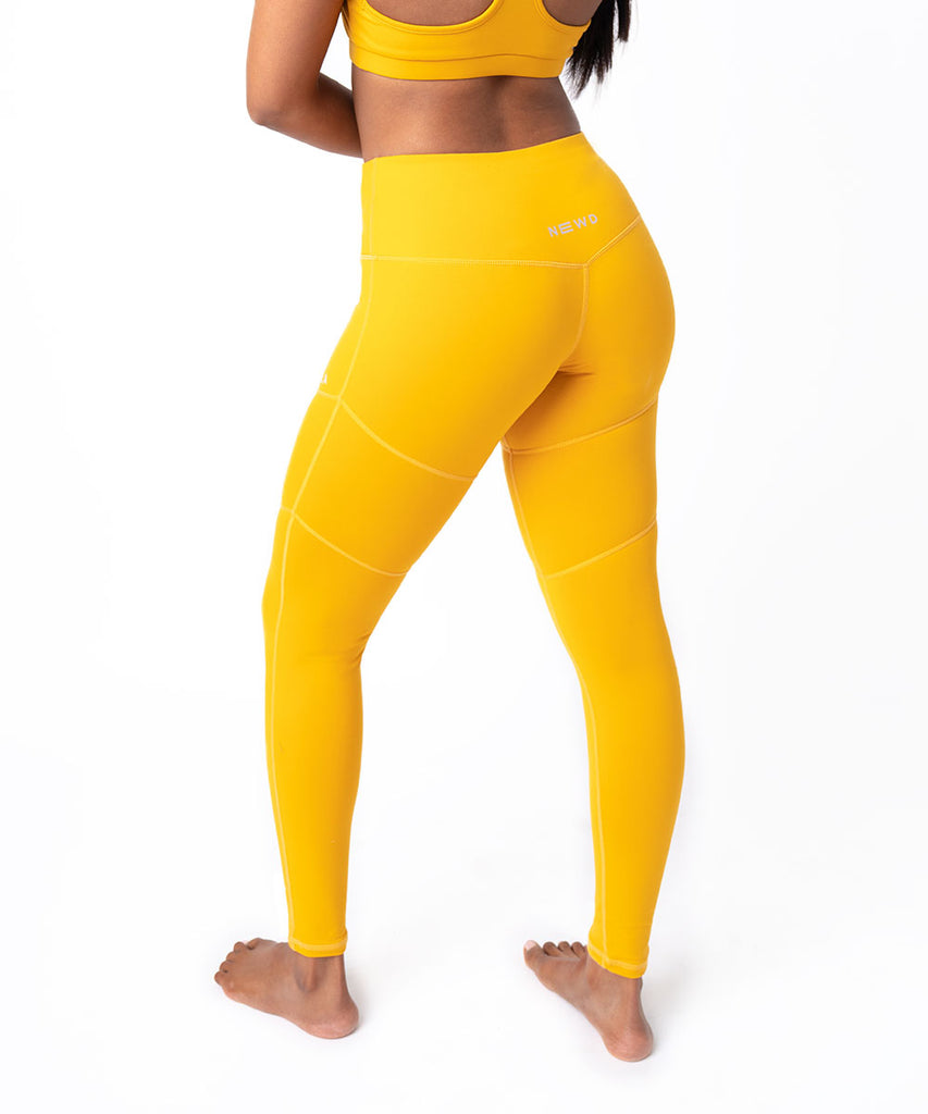 N1 LEGGING SOLID GOLD