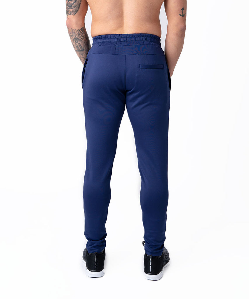 N-LA TECH TRACK PANTS NAVY