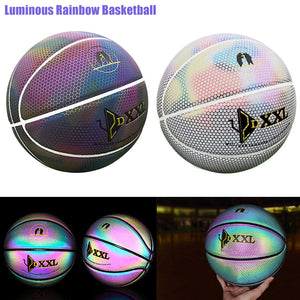Luminous Rubber Basketball