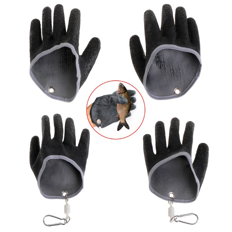 Latex Fishing Gloves