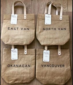 North Van Mini Market Bag