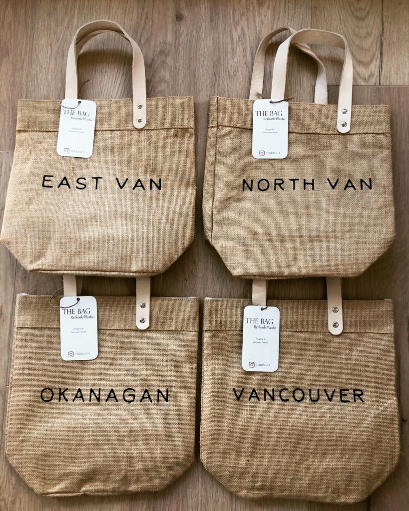 Yaletown Mini Market Bag