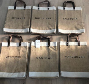 North Van Market Bag