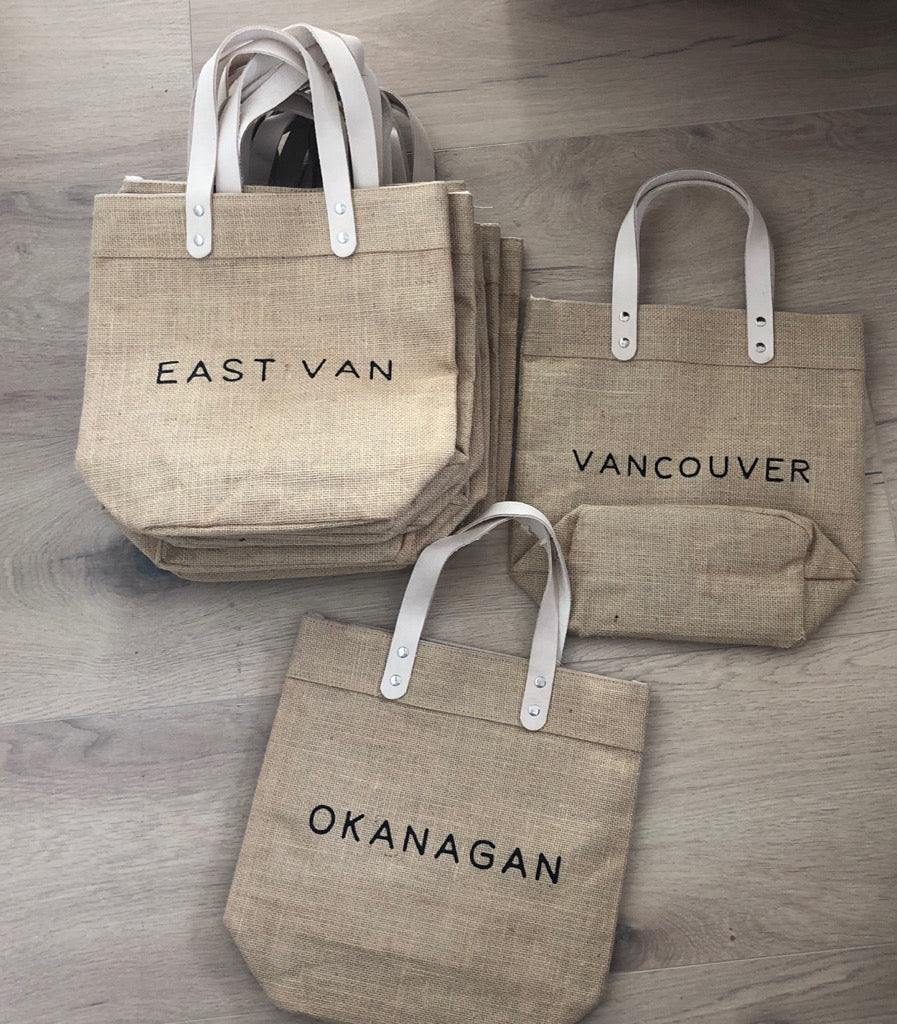 East Van Mini Market Bag