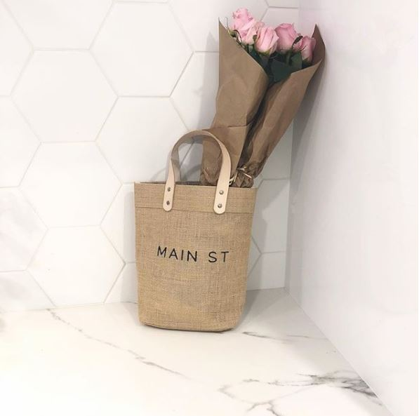 Main St Mini Market Bag