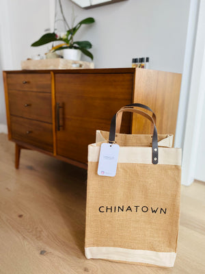 Chinatown Market Bag