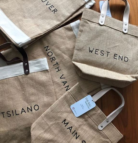 West End Mini Market Bag