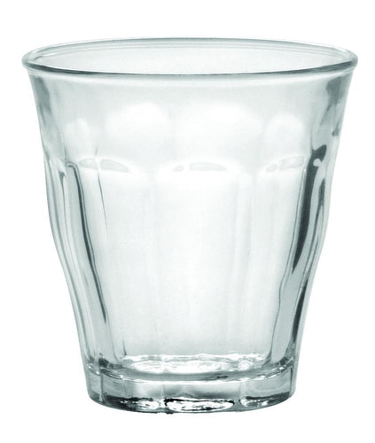 Duralex - Picardie Clear Glass Tumblers - Individual Glass
