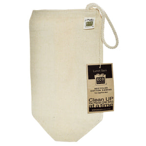 Eco Bags - Cotton Lunch Sack