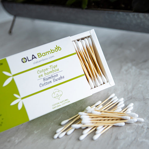 Ola Bamboo - Bamboo Cotton Swabs