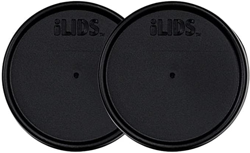 iLids - Mason Jar Storage Lid - Wide Mouth