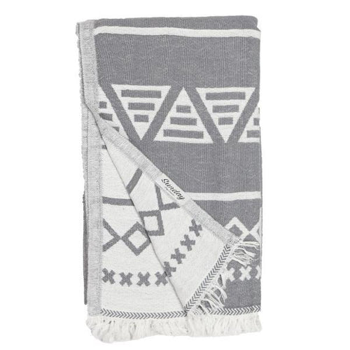 Sunday Dry Goods - The Double Faced Aztec Towel