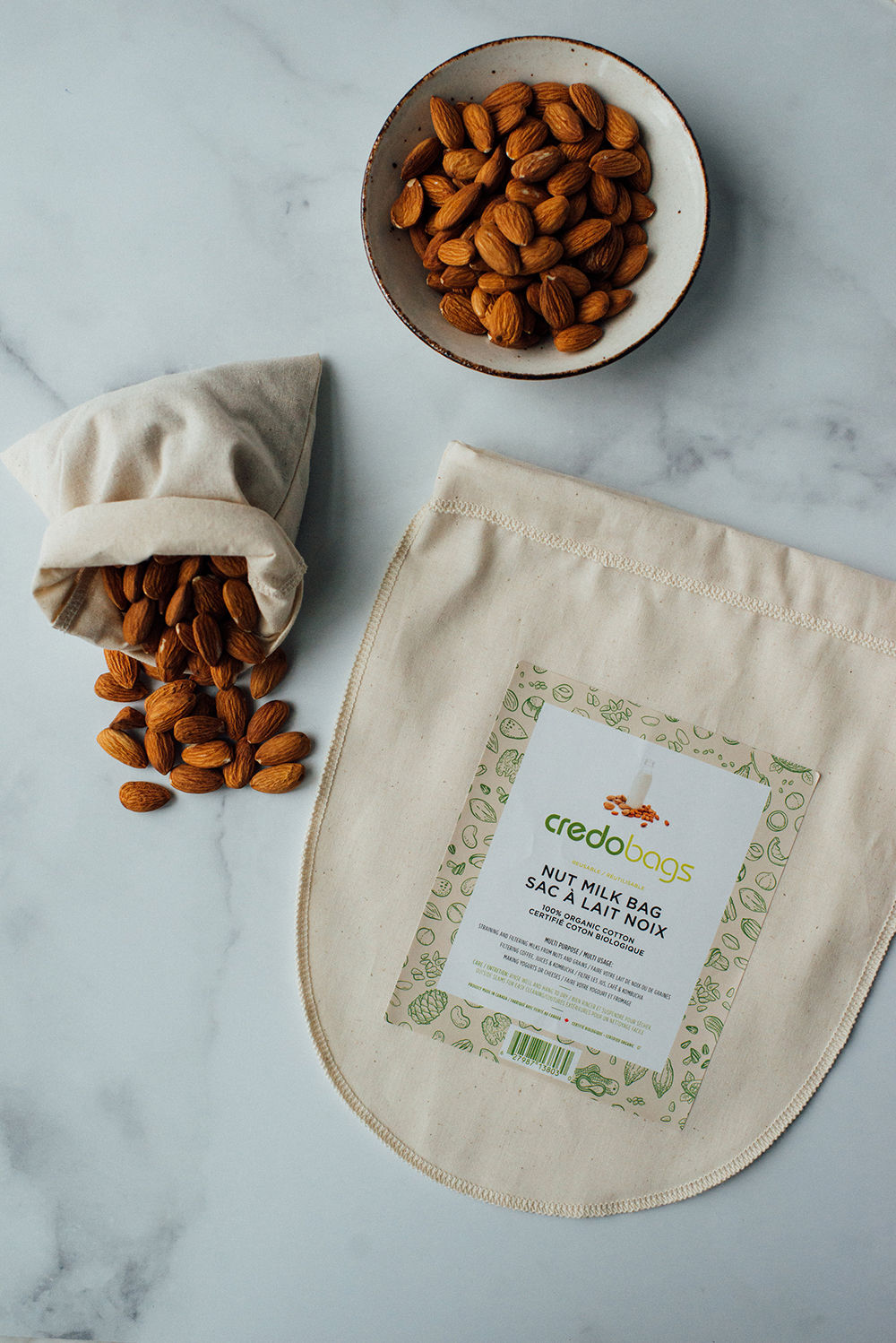 Credo Bags - Nut Milk Bag