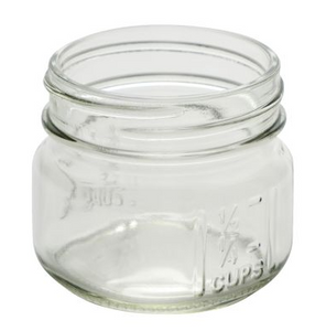 Jar Bar™ - Square Jars - Regular Mouth