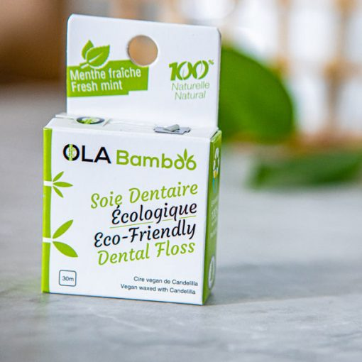 Ola Bamboo - Eco-Friendly Dental Floss