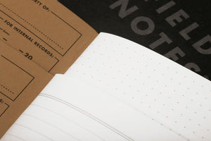 Field Notes Dot-Graph Paper Memo Books (set of 3)
