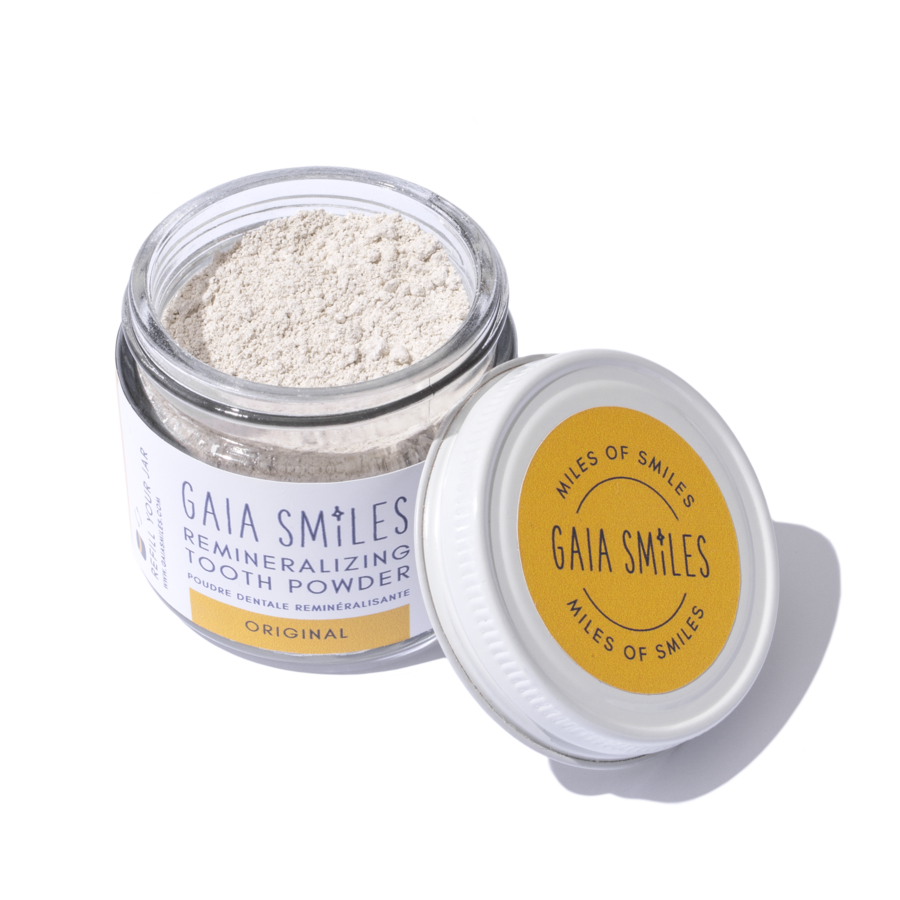 Gaia Smiles - Tooth Powder