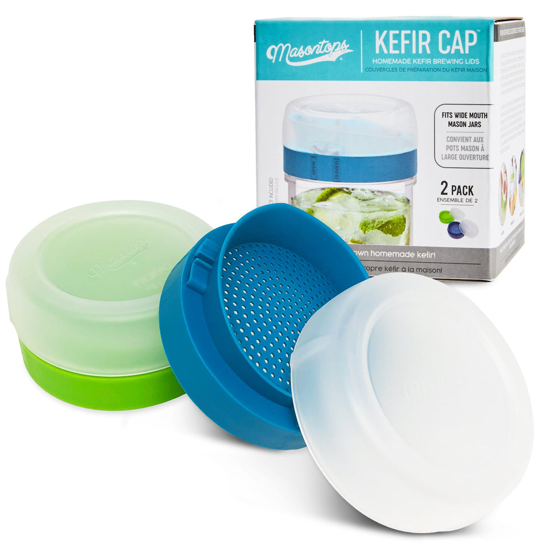 Masontops - Kefir Caps - Wide mouth