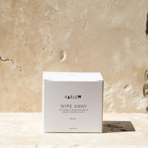 Harlow - Wipe Away Gentle Eye Makeup Removing Balm