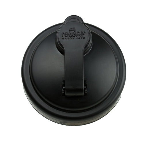 reCAP® - Mason Jars Lid POUR Caps Wide Mouth