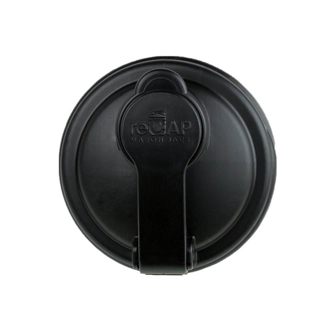 reCAP® - Mason Jars Lid POUR Caps Regular Mouth