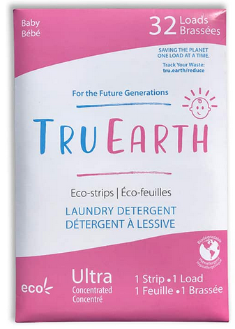 Tru Earth - Eco-Strips Laundry Detergent 32-load pack