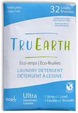 Load image into Gallery viewer, Tru Earth - Eco-Strips Laundry Detergent 32-load pack
