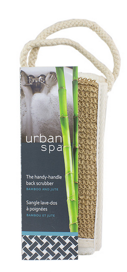 Urban Spa - Handy Handle Back Scrubber