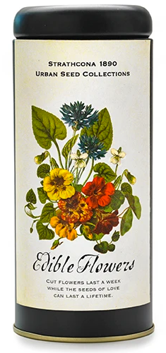 Strathcona 1890 - Seed Collections in Tins