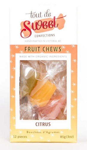 Tout de Sweet - Organic Fruit Chews