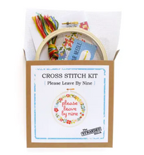 Load image into Gallery viewer, The Stranded Stitch - Cross Stitch Kits