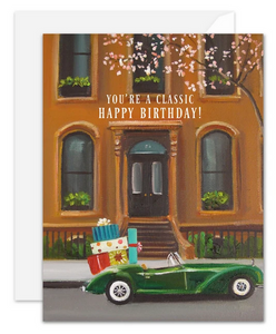 Janet Hill Studio - You're a Classic Birthday Card