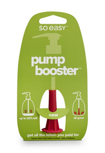 So Easy - Pump Booster - 2-pack