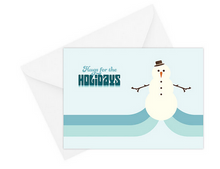 Load image into Gallery viewer, Amanda Weedmark - Hugs for the Holidays Card
