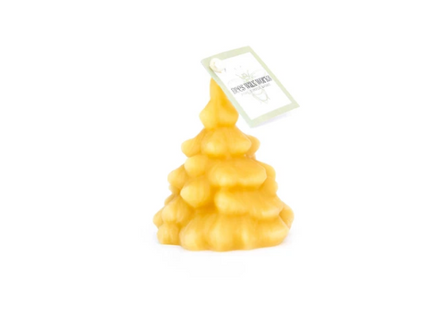 Bees Wax Works - Beeswax Spruce Tree