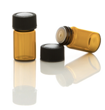 Load image into Gallery viewer, Jar Bar™ Refillery - Amber Vials with orifice reducer