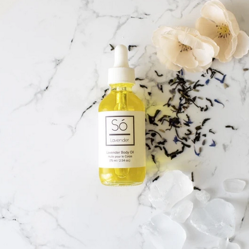 Só Luxury - Lavender Body Oil