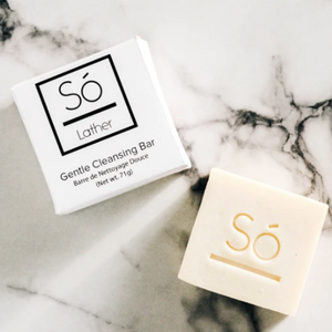 Só Luxury - Cleansing Bar