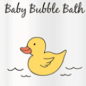 Carina Organics - Baby Bubble Bath Pre-filled Bottles + Jars