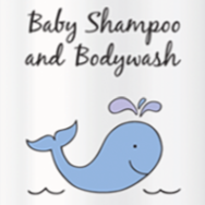 Carina Organics - Baby Shampoo & Body Wash Pre-filled Bottles + Jars