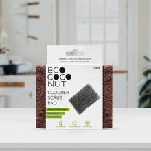 Load image into Gallery viewer, EcoCoconut  - Coconut Scrubbers
