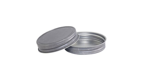 Jar Bar™ - Regular Mouth Antique Pewter Lid