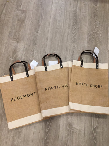 The Bag.Ca - North Shore Market Bag