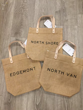 Load image into Gallery viewer, The Bag.Ca - North Shore Mini Market Bag